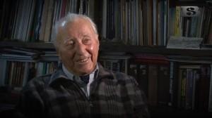 Henryk Bronisław Buszko - kadr z nagrania