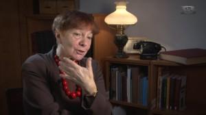 Łucja Ginko - kadr z nagrania