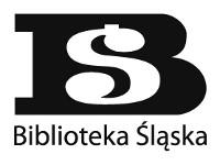 Logotyp Biblioteki Śląskiej