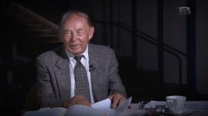 Tadeusz Bar - kadr z nagrania