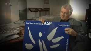 Michał Kliś - kadr z nagrania
