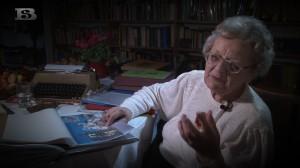 Maria Pawlowiczowa - kadr z nagrania