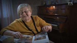 Maria Maksis - kadr z nagrania