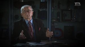 Józef Musioł - kadr z nagrania
