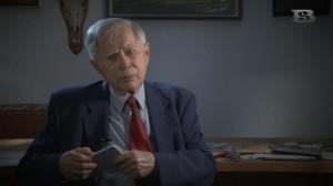 Maciej Szczepański - kadr z nagrania