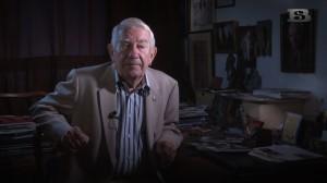 Ryszard Zaorski - kadr z nagrania